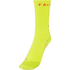 Falke BC Impulse Reflective Calze Da Ciclismo, verde